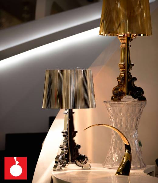 lampadari kartell design made in italy da guerra