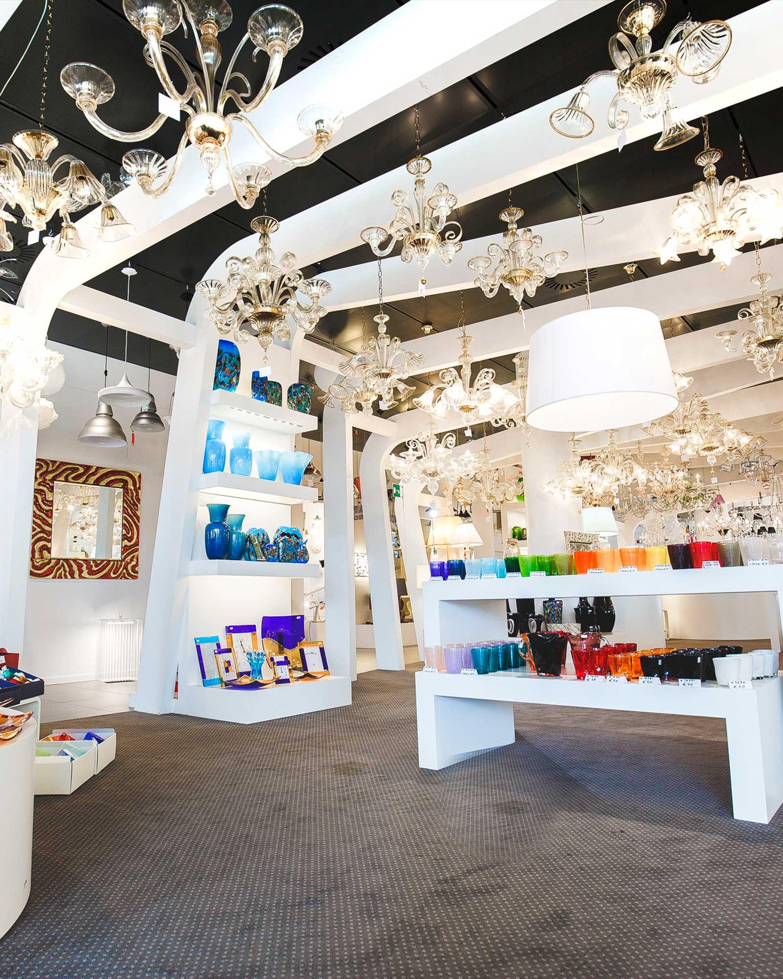 Faretti E Spot Da Soffitto vendita lampadari e lampade venezia | guerra lampadari